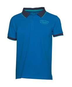 FIRETRAP Blue Polo Shirt