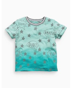 Teal Star T-Shirt