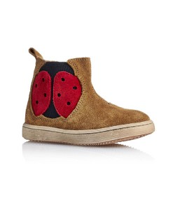 Next Tan Ladybird Boots