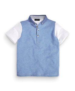 Next Two Tone Polo Shirt