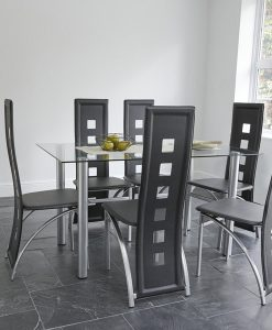 Wallace Sacks Milan Dining Set