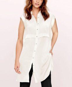 Next Long Sleeveless Shirt Choice Discount