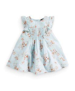 Next Ditsy Floral Print Dress