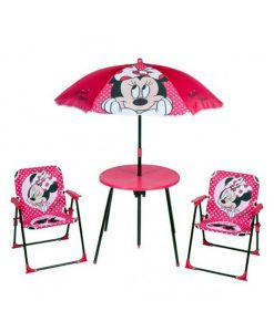 Disney Minnie Mouse Patio Set