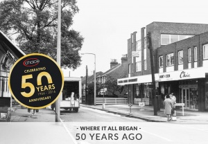 Celebrating 50 years of Choice Discount