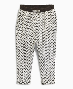 Next Chevron Patterned Trousers Choice Discount