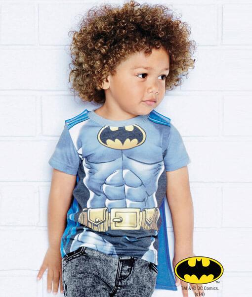 Grey Batman T-Shirt
