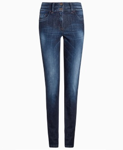 Next Dark Blue Skinny Jeans Choice Discount