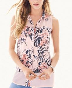 Next Sleeveless Pink Shirt Choice Discount