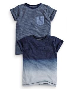 Next Blue Pocket T-Shirt Choice Discount