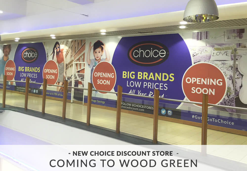 New Choice Discount Store At Wood Green Choice Insider