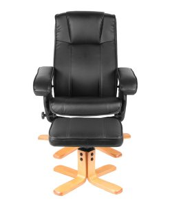 Recliner Chair with Footstool Choice Discount