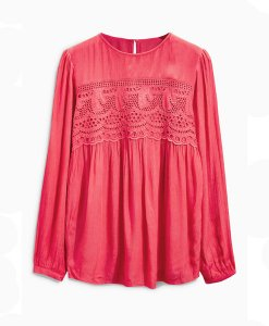 Choice Discount Coral Blouse Next