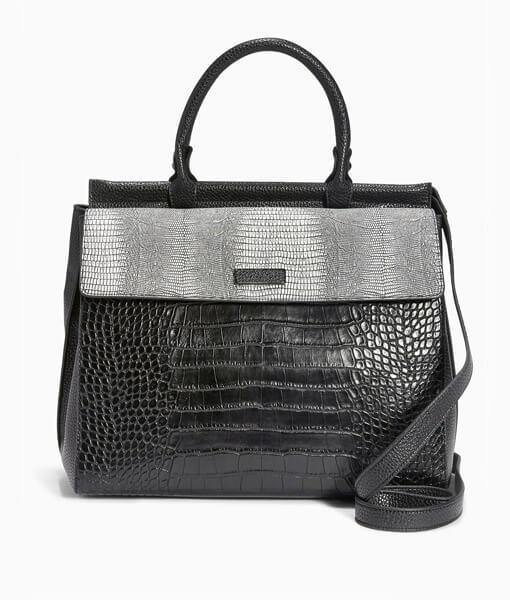 Top Handle Tote Bag