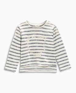 Choice Discount Stripe Crew Neck Jumper Next