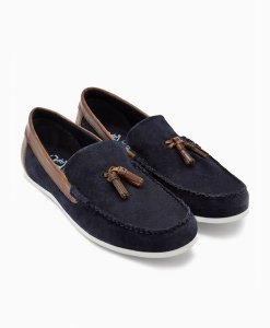 Choice Discount Suede Tassel Loafers Next