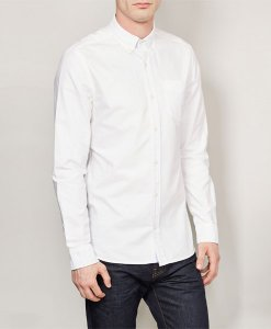Choice Discount White Oxford Shirt Next