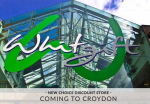 New Choice Discount Store to Croydon
