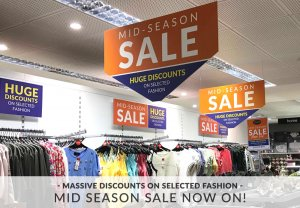 Mid Season Sale Now On Choice Discount
