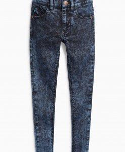 Choice Acid Wash Skinny Jeans Next