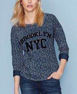 Next Tomboy Ditsy Sweater Choice Discount