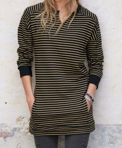 Choice Black Striped Sweater Next