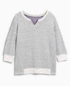 Choice Striped Sweatshirt Nexr