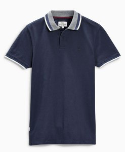 Choice Navy Polo Shirt Next