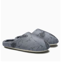 Choice Grey Mule Slippers Next