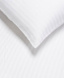 White Wallace Sacks Pillow Case Choice Discount