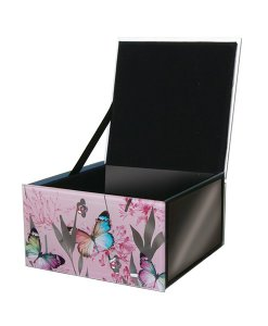 Choice Butterfly Trinket Box