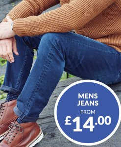 Choice mens jeans from Next