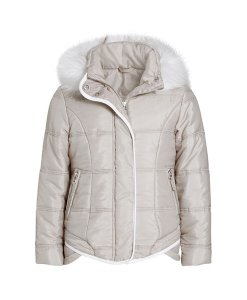 Next Champagne Padded Coat Choice Discount