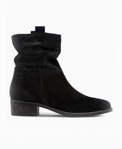 Next Square Toe Slouch Ankle Boots Choice Discount