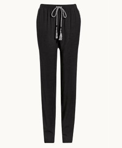 Choice Discount Tapered Black Trousers Next