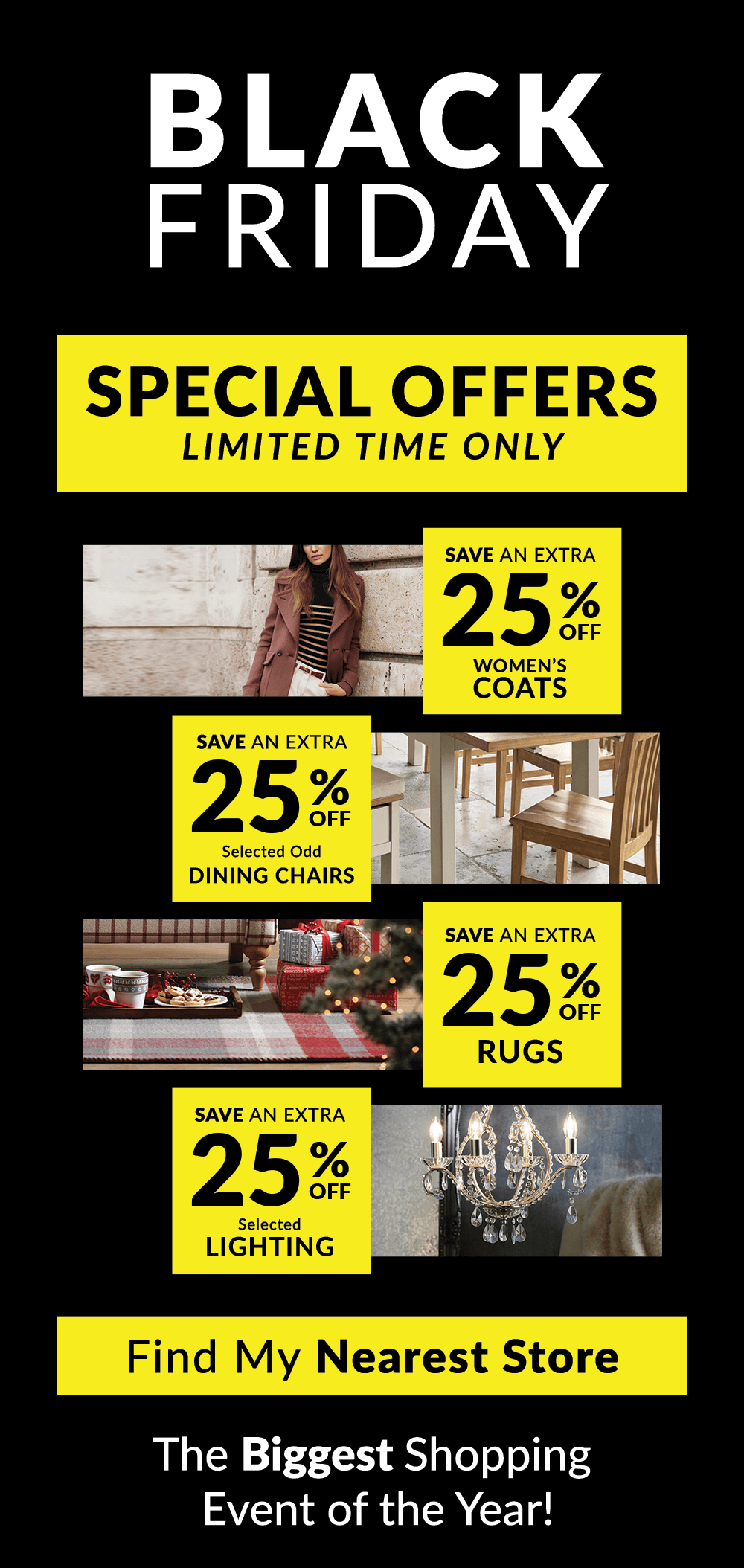 Black Friday Special Offers!