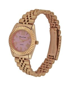 Thomas Calvi Women's Gold Bracelet Watch Choice Discount