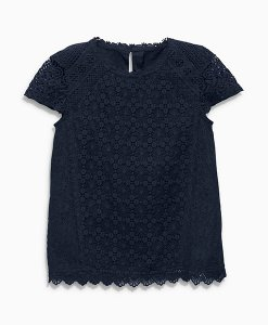 Next Black Lace Blouse Choice Discount