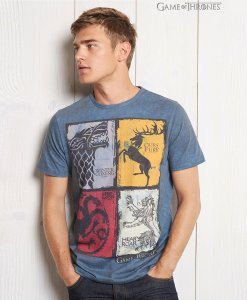Choice Discount Game of Thrones T-Shirt Next