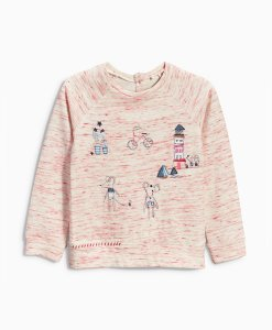 Choice Discount Pink Embellished Jumper Next