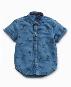 Choice Discount Navy Dinosaur Shirt Next
