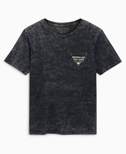 Next Black Brooklyn Pocket T-Shirt Choice Discount