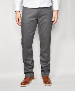 Choice Discount Grey Straight Fit Trousers Next