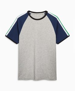 Choice Discount Raglan Grey T-Shirt Next