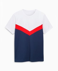 Choice Discount Chevron T-Shirt Next