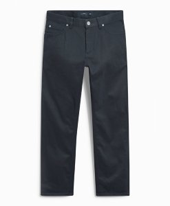 Choice Discount Navy Slim Fit Trousers Next