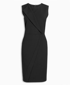 Choice Discount Plain Black Dress Next