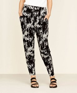 Next Luxe Floral Harem Trousers Choice Discount