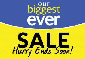 SALE Ending Soon - Further Reductions