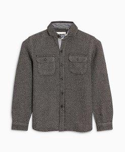 Next Grey Utility Shirt Choice Discount
